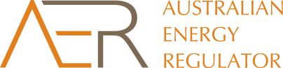 AER, Australian Energy Regulator logo